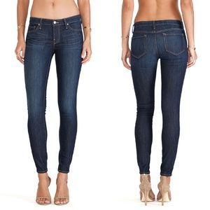 Velvet by Graham & Spencer Skinny Jeans in Typhoon